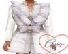 Bow Coat White