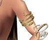 Armband L gold