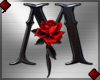 Rose Letter M