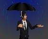 Basic Black Umbrella