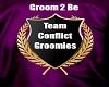 Groom2B Conflict Jckt