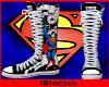Superman Hi-Tops
