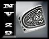 |NV-29| Mayan Silver Lft