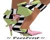 Romantic Retro 3 Heels