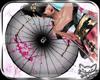 ! GeishaUmbrella Pink 6p