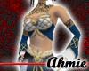Arcanist Armor - Blue