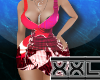 RedPop Dress XXL