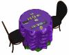 Purple Tarot  Table