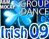 Irish Dance 9 - 3x GROUP