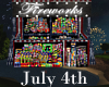 July 4th Fireworks Stand