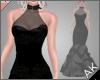 ~AK~ Elegant Gown: Black