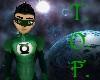 Green Lanturn Suit