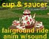 Cup & Saucer Fair Ride