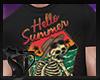 Shirt Hello Summer