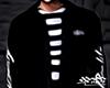 Black Striped Jacket