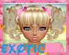 E X KOLITAS BLONDE HAIR