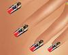 (AF) Retro Nails