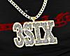 3SiX CUSTOM CHAIN