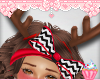 ! Reindeer Horns Bow