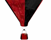 Red&Blk Hot Air Balloon