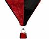 Red&Blk Hot Air Balloon