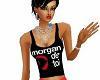 Black Morgan Top