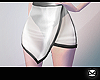 (Claire) Skirt White