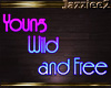 J2 Young Wild & Free