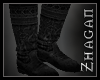 "[Z] ""Elric"" Boots black"