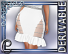 DRV Cowl Gem Skirt