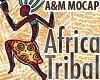 Africa Tribal GroupDance