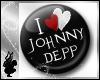 Button - I <3 Johnny - R