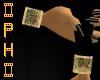 (PH) Gold Sparkle Cuff L