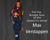 [LY73] Racesuit Red Bull