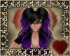 utada black & purple