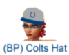 (BP) Colts Hat