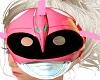 M/F Pink Ranger Helmet