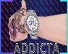 *A* Silver Watch