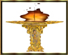Gold Isis Torch