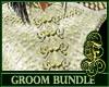 Opulent Groom White