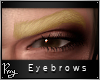 Sultry Brows-Yellow