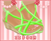 ☆butterfly Sandals