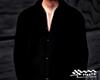Black Open Shirt
