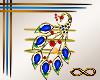 [CFD]Peacock BraceletL