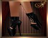 AN!Shoes Black Queen