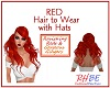 RHBE.RedHair for hats
