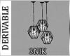 3N:DERIV: Hanging Lamps