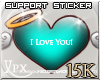 .xpx. Support Stickr 15k