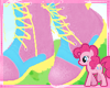 Pinkie Pie Party Boots