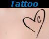 Tattoo Chest C Heart